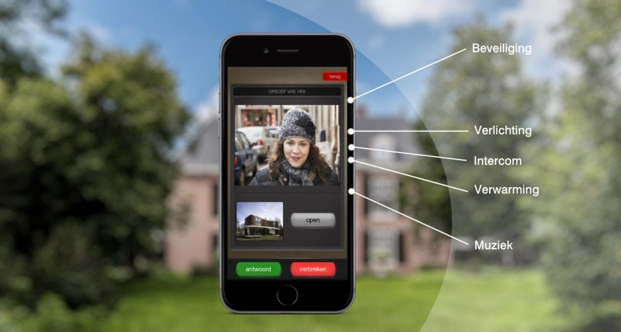 Control 4 Smart Home Domotica